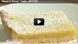 Sweet and Skinny Treats