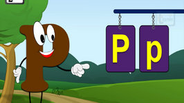 The P Song Letter P Song Story of Letter P ABC Songs Video by