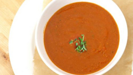Herbed Tomato Soup