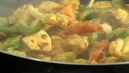 Restaurant Style Chicken Jalfrezi