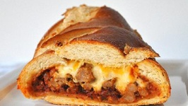Baked Tuna Cheese Loaf