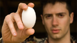 Tips To Remove Egg Odor