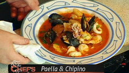 Classic Paella and Cioppino