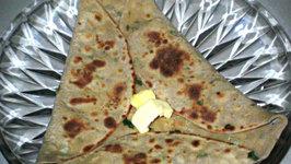 Anda Paratha (Egg Paratha)