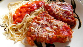 Simply Delicious Living Syndicated Print and Video Column - Chicken Parmesan