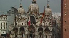 Arrival at Venice: Walking tour 2012