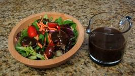Honey-Balsamic Vinaigrette