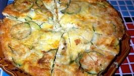 Zucchini Frittata Sandwiches
