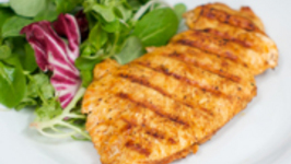 Grilled Chicken Breasts by Cooking for Bachelors TV