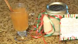 Hot Spiced Citrus Tea Mix