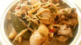 Chicken Adobo (Adobong Manok)