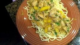 Chilli Chicken - Indo-Chinese