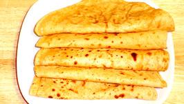 Whole Wheat Paratha