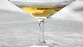 The Classic Ice Wine Martini