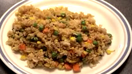 Thai Mixed Vegetable Fried Rice