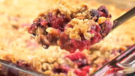 Black Walnut Fruit Crisp