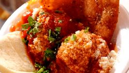 Saucy Meatball Pockets