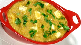 Red Lentils With Soup