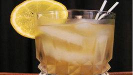 Skinny Whiskey Sour