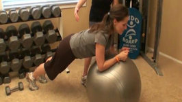 Home Fitness Training with Cari Ham and Julieanna Hever - Part 5