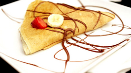 Savory Dairy Free Crepes