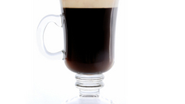 Microwave Irish Coffee