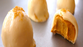 How to Make Pumpkin Cheesecake Truffles