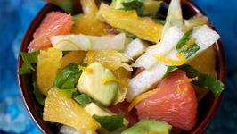 Jicama Fruit Salad