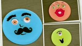 Funny Face Coasters Another Coaster Friday