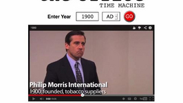 'The Office' Time Machine Has Over 1,000 References Over Thousands of Years