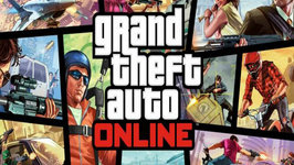 GTA 5 Online Gameplay - Online Mode of Grand Theft Auto 5