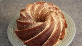 Microwave Poppy Seed Cake