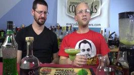 Avocado Margarita, How-To