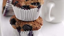 Bran and Chilean Blueberry Muffins