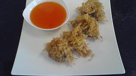 Crab And Pork Stuffed Shells (Poo Jah)