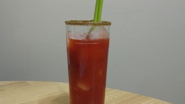 Spicy Tomato Juice Cocktail