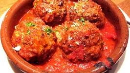 Oven Easy Meatballs