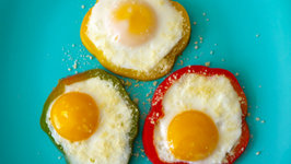 Bell Pepper Eggs