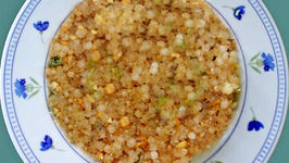 Sabudana Kitchri