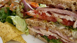Triple Layered Sandwiches