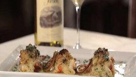 A Perfect Pairing: Smith & Wollensky Stuffed Jumbo Shrimp and Jordan Chardonnay