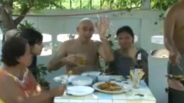 Chicken Satay Peanut Grilling