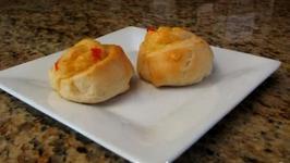 Pimento Cheese Pinwheels