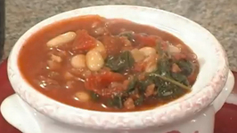 White Bean Soup Tuscan Style