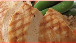 Eating for Strength and Recovery - Grilled Chicken with Vegetables