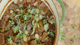 Beef and Porcini Stew