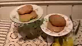 How to Make Standing Cookie Plate