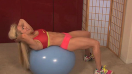 Rock and Roll Abs On a Ball