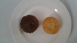 Semi-Sweet Chocolate Muffins