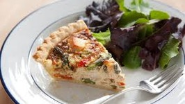 Easy/healthy quiche